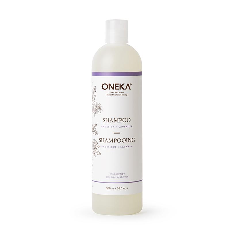 shampoing angélique et lavande