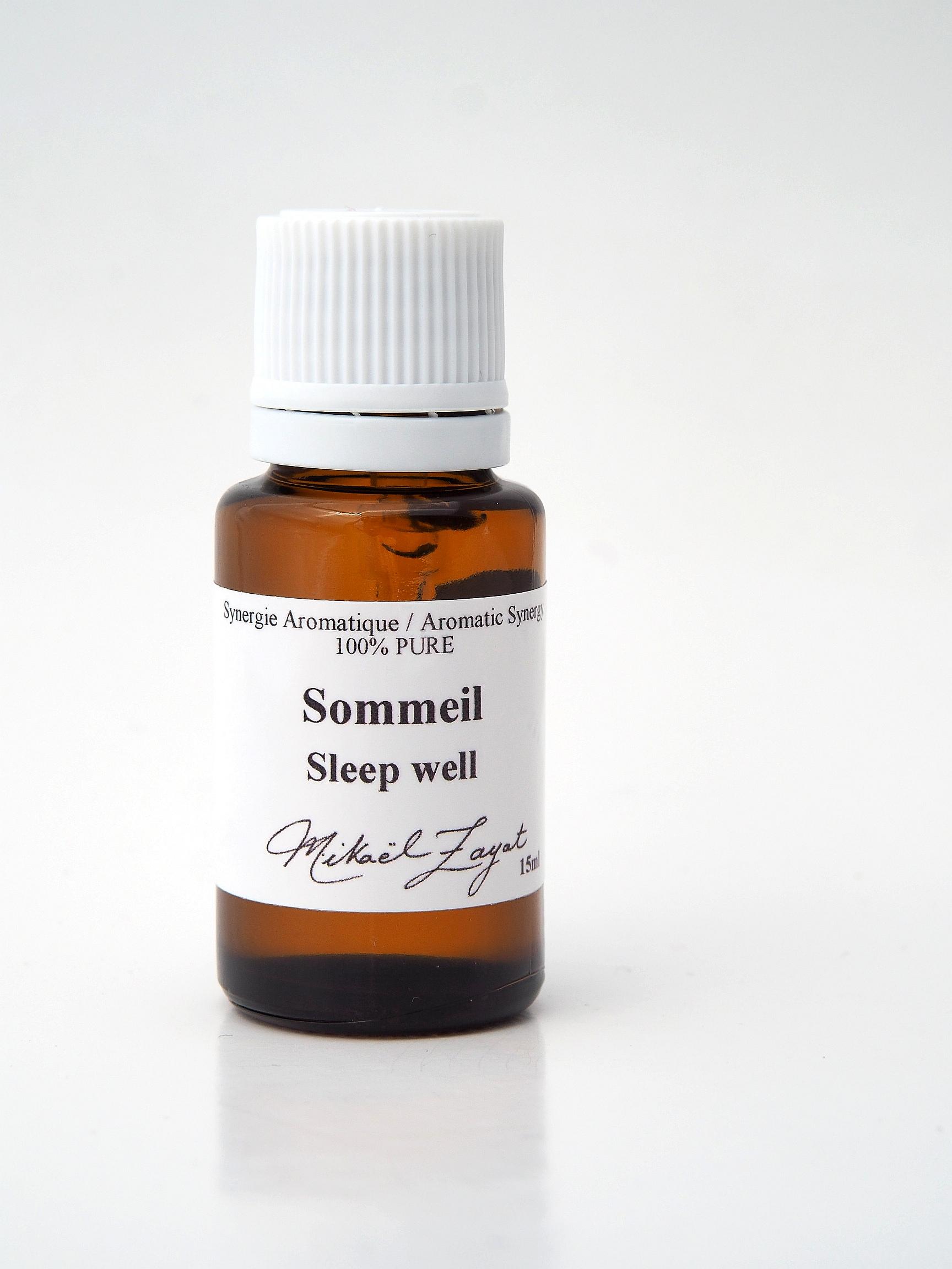 Sommeil Sleep well