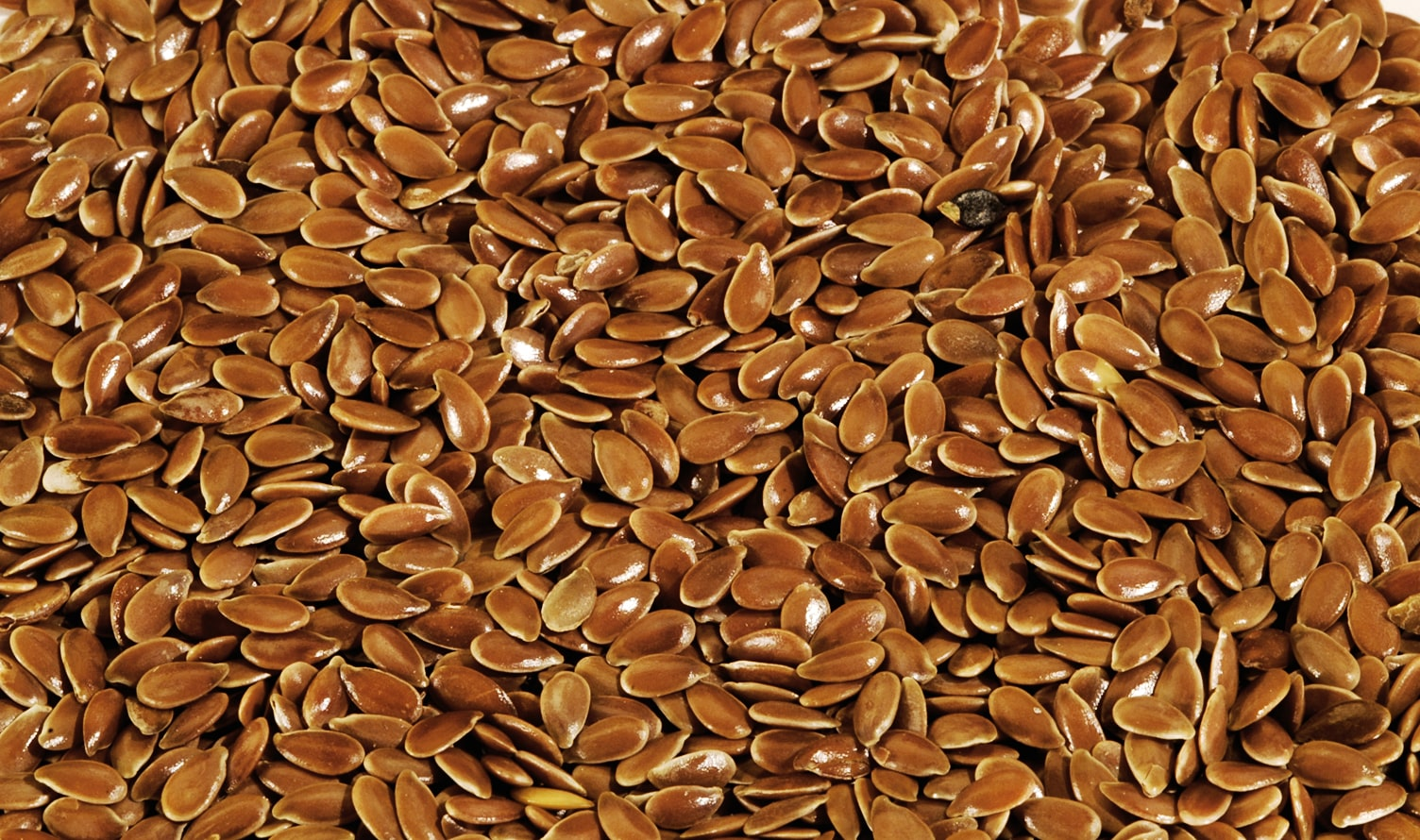 Lin, flaxseed