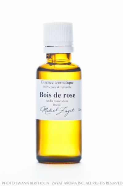 huile essentielle de Bois de rose essential oil of rosewood