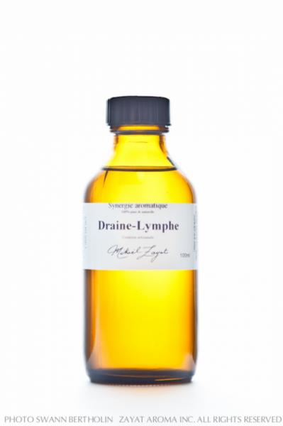 Draine-lymphe