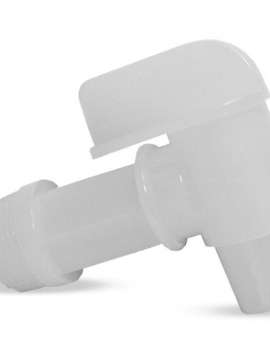 HDPE Naturel Robinet, natural HDPE spigot