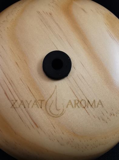 base bois pour diffuseur