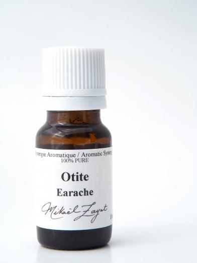 otite earache