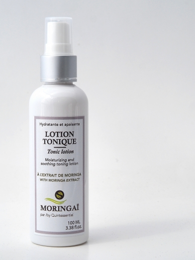 Lotion tonique apaisante quintessentiel