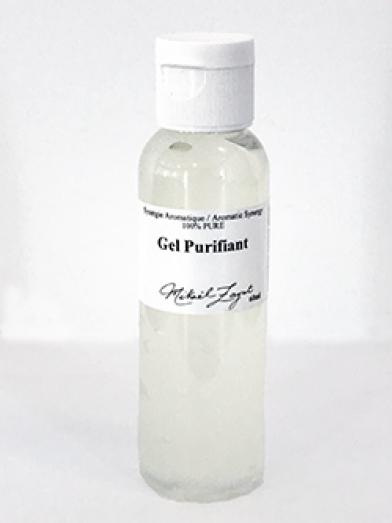 gel purifiant, purifying gel