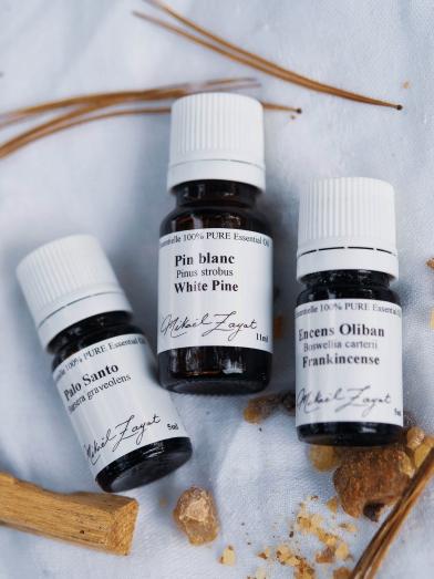 huiles sacrés