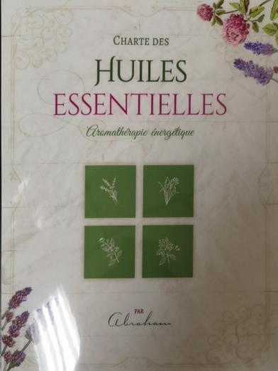 Charte huiles essentielles, essential oils charter