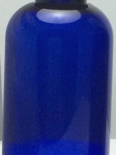 PET Cobalt 20GL bouchon noir, TEP cobalt 20GL blackcap